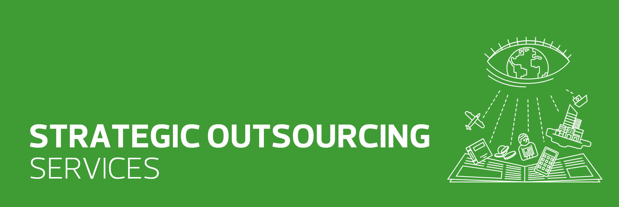Strategic Outsourcing solutions for SME businesses