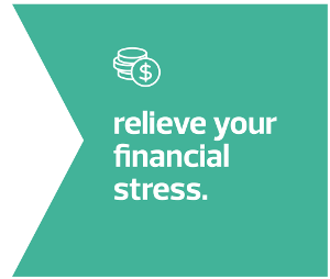 relieve your financial stress