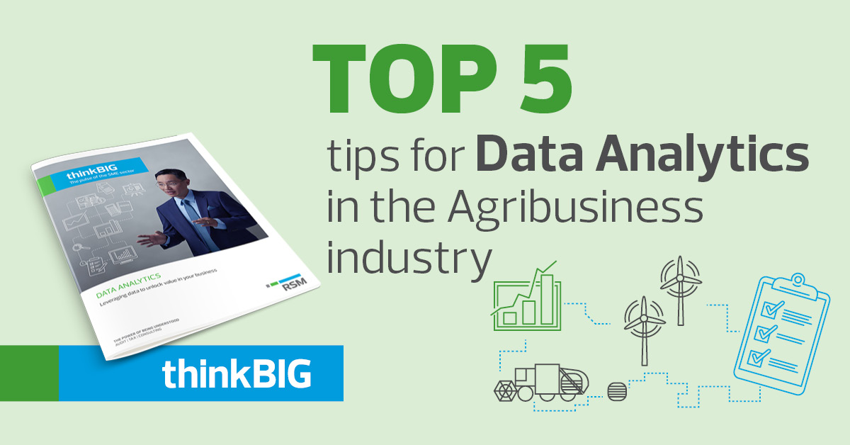 Data Analytics in the Agribusiness Industry