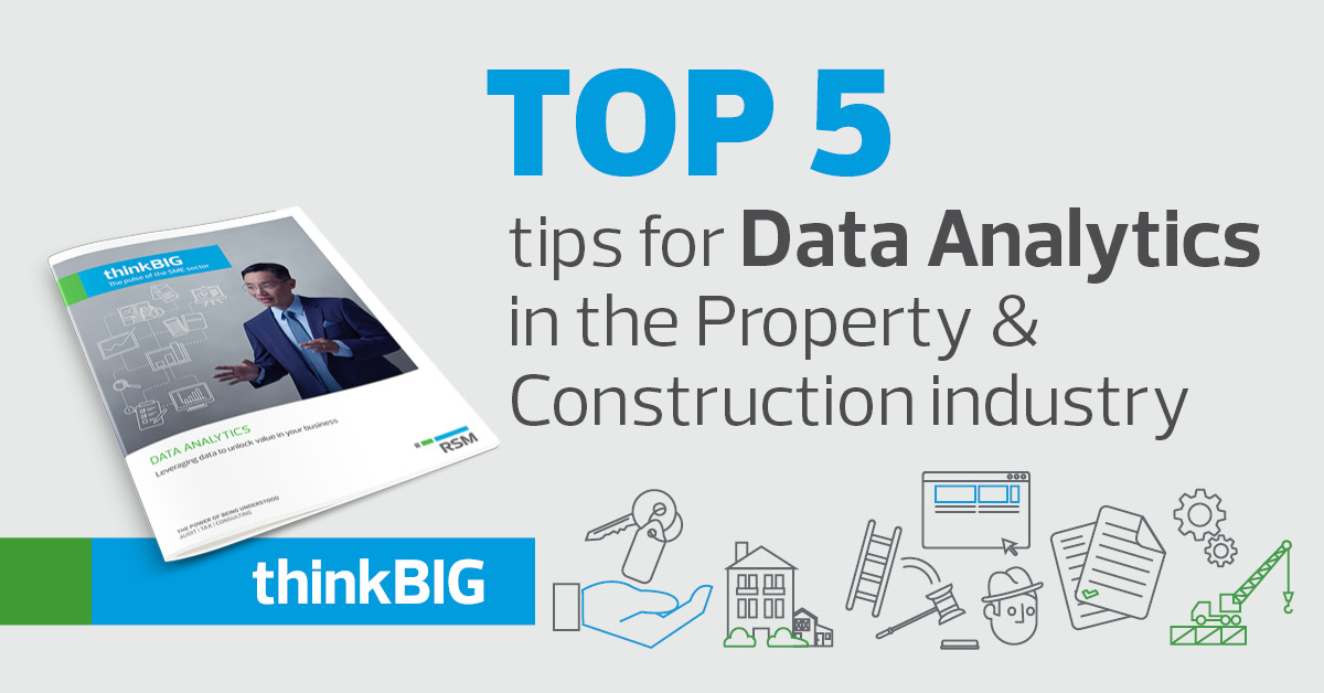 Data Analytics in the Property and Construction Industry