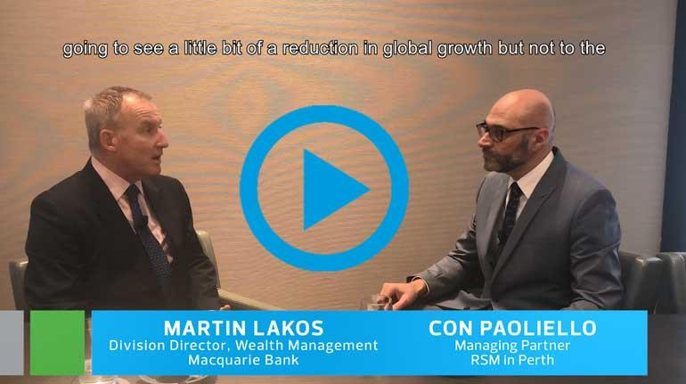 Perth Economic Update 2018 - Q&A Video with Martin Lakos