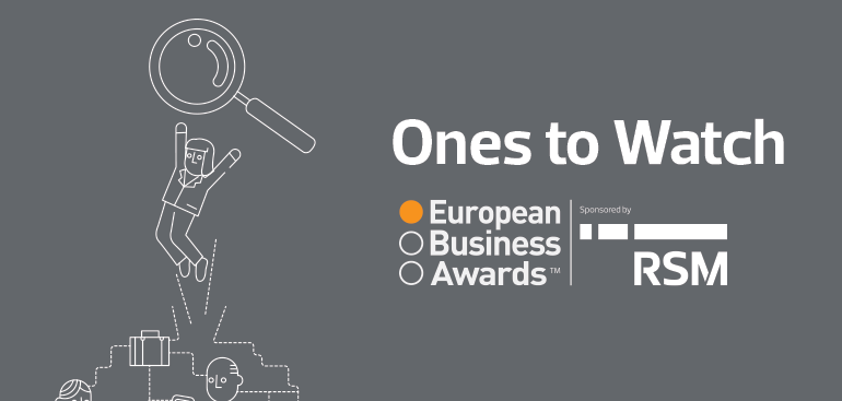 One's to watch, RSM France, European Business Awards