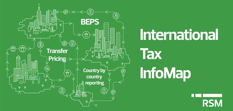 RSM launches International Tax InfoMap