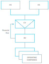 cv structure